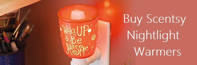Scentsy Nightlight warmers