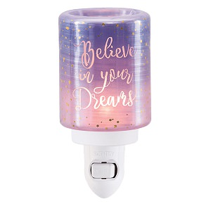 Believe In Dreams Scentsy Nightlight Warmer