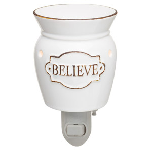 Believe Scentsy Nightlight