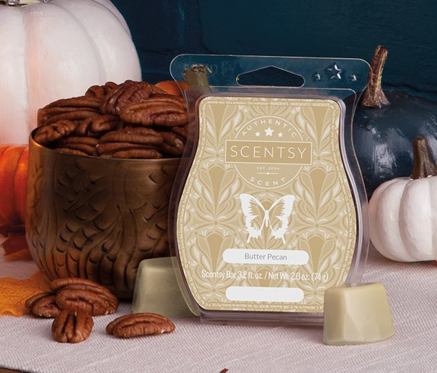 Butter Pecan - October 2018 Scentsy Scent Of The Month