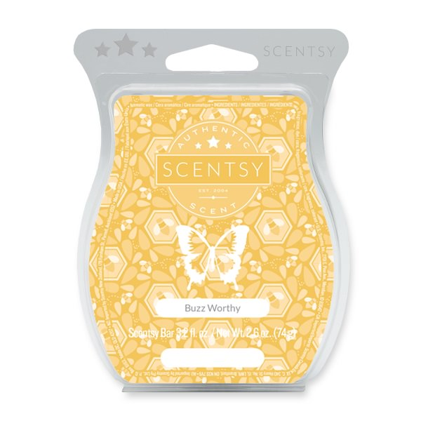 Buzz Worthy Scentsy Wax Bar