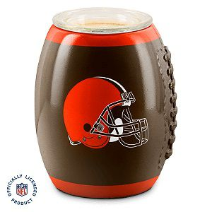 Cleveland Browns NFL Scentsy Warmer