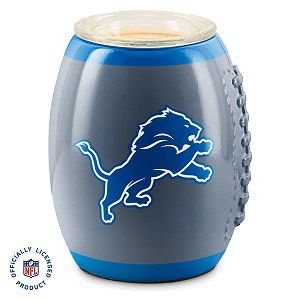 Detroit Lions NFL Scentsy Warmer