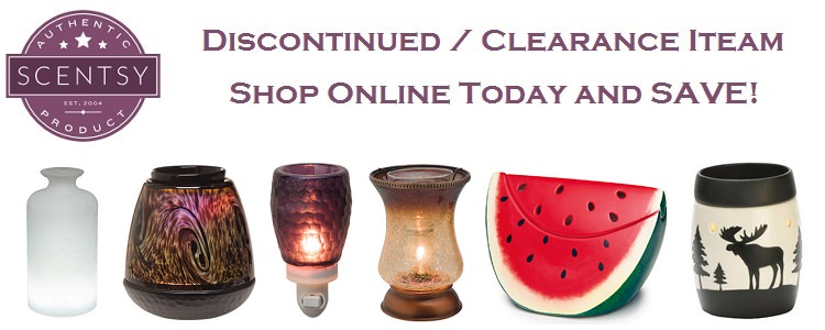 Discontinued Scentsy Products in Canada | Shop Online