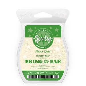 Flower Shop Scentsy Bar | Bring Back My Bar January 2018