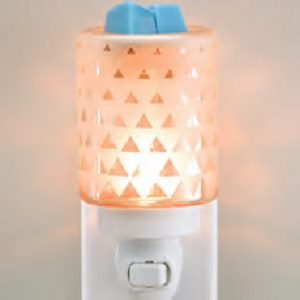 Geo Scentsy Nightlight Warmer