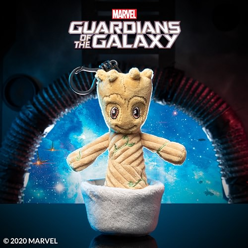 Groot Scentsy Buddy Clip