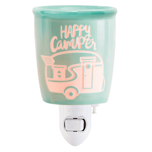 Happy Camper Scentsy Mini Warmer