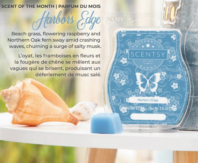 Harbor's Edge Scentsy Wax Bar
