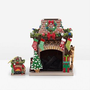 Limited Edition Holiday Hearth Scentsy Warmer