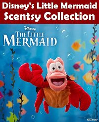Little Mermaid Scentsy Disney Collection