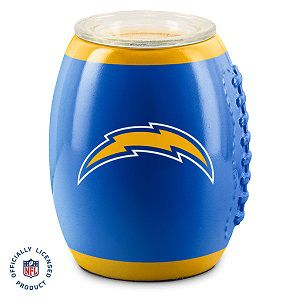 Los Angeles Chargers NFL Scentsy Warmer