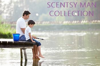Scentsy Man Fragrance Collection