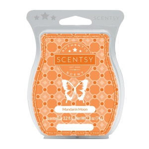 Mandarin Moon Scentsy Bar | Bring Back My Bar January 2018