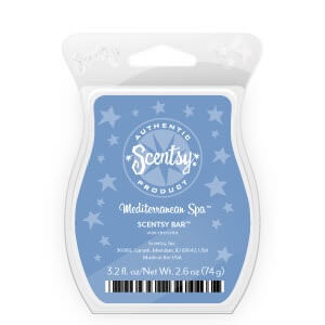 Mediterranean Spa Scentsy Bar | Bring Back My Bar January 2018
