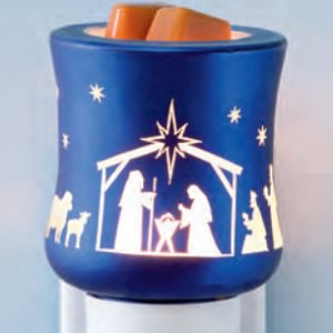 Nativity Holiday Scentsy Nightlight