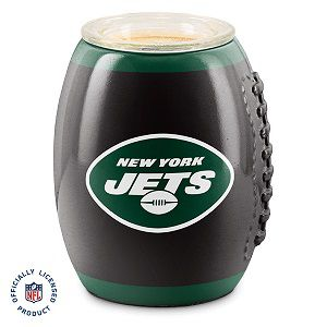 New York Jets NFL Scentsy Warmer