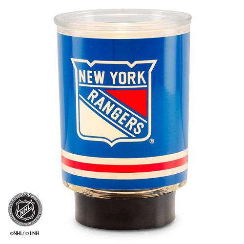 New York Rangers Scentsy Warmer