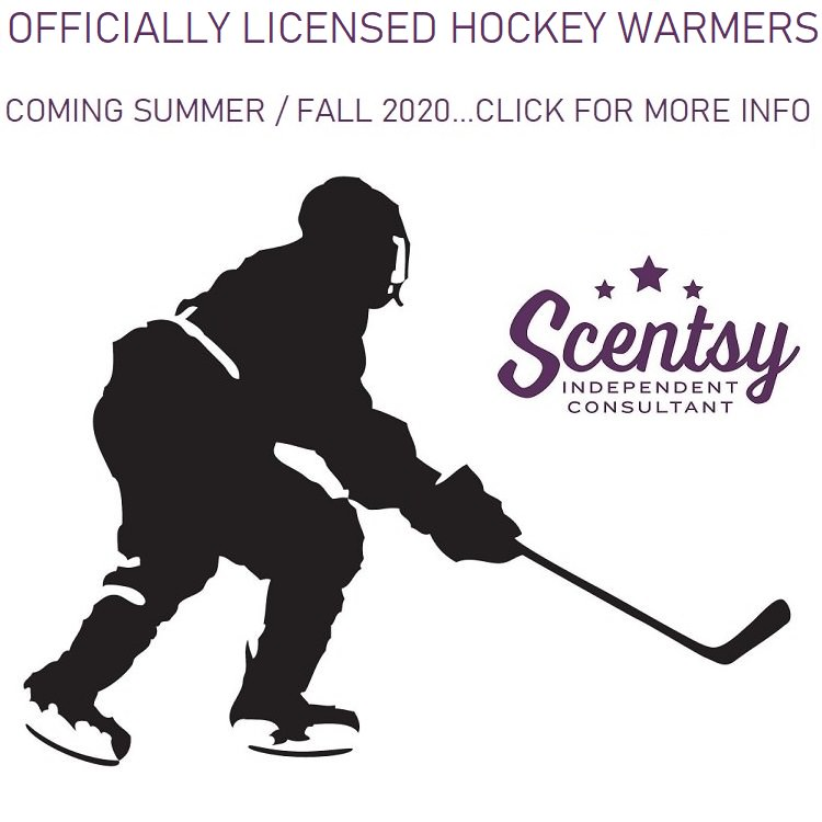 Scentsy NHL Warmers
