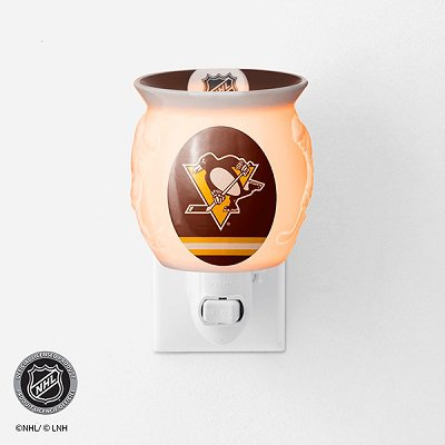 Pittsburgh Penguins Mini Scentsy Warmer