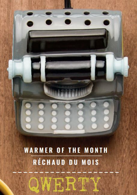 qwerty - Scentsy's May 2017 Warmer of The Month