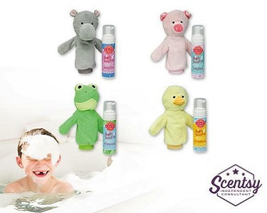 Bath Smoothies - Scentsy Kids