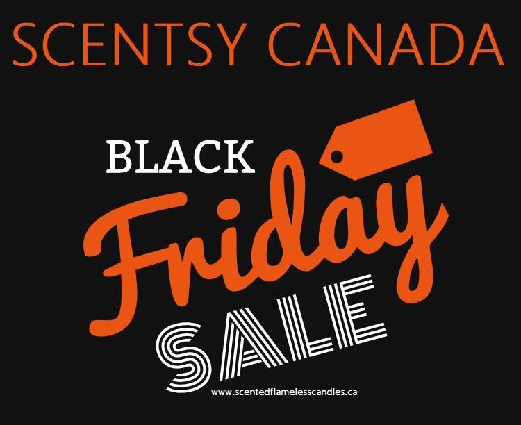 Scentsy Black Friday Sale Canada 2019 Tanya Charette