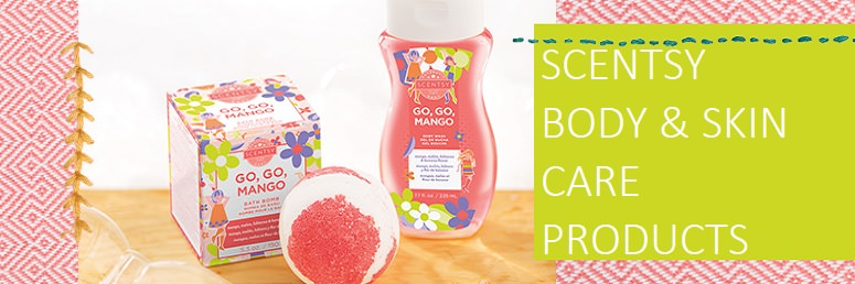 Scentsy Body and Skin Care