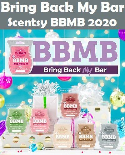 Scentsy Bring Back My Bar 2020 Tanya Charette