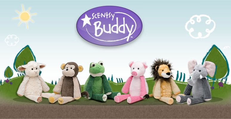 Scentsy Buddies - Get Yours While Supplies Last