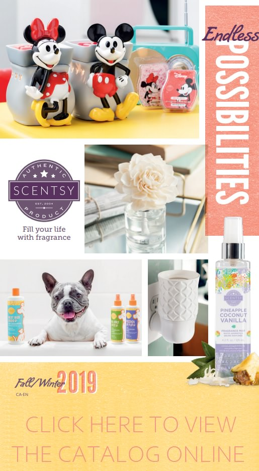 View the Scentsy Catalog Online Here