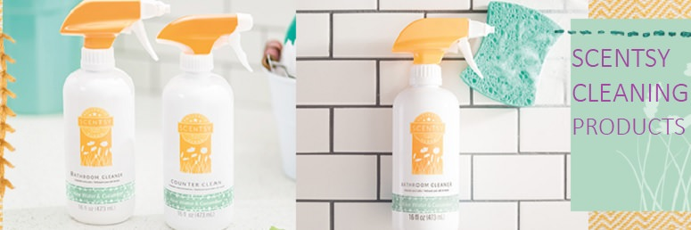 Shop Scentsy Cleaning Products
