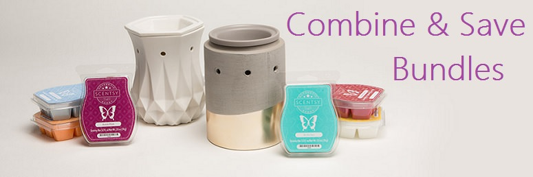 Scentsy Combine and Save Bundles