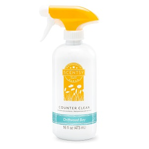 Scentsy Counter Clean
