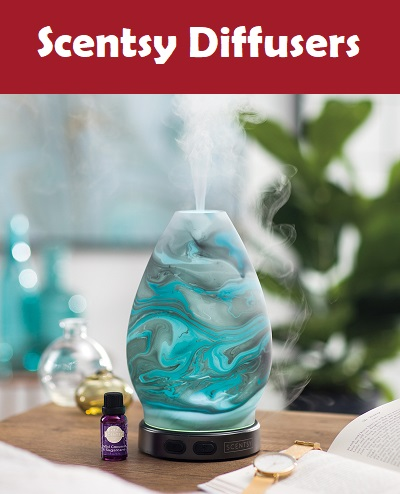 Scentsy Oil Diffusers - Order Online