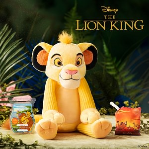 Scentsy Disney Lion King Collection