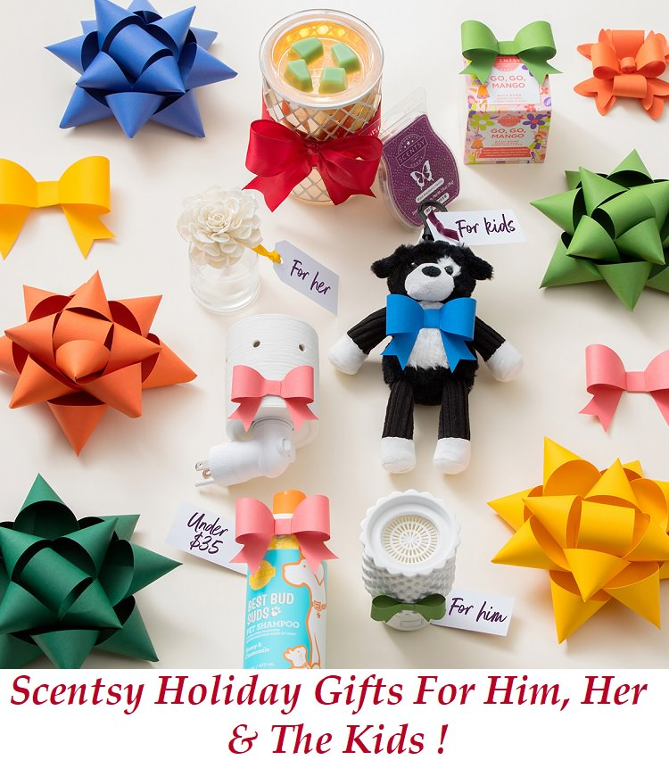 Scentsy Holiday Gifts