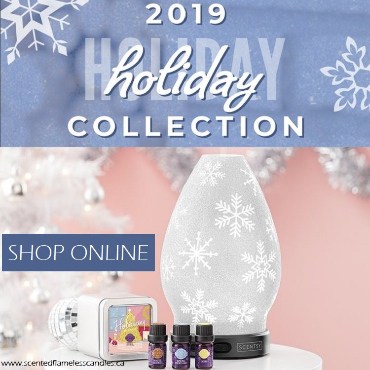 Scentsy 2019 Holiday Collection - Shop Online