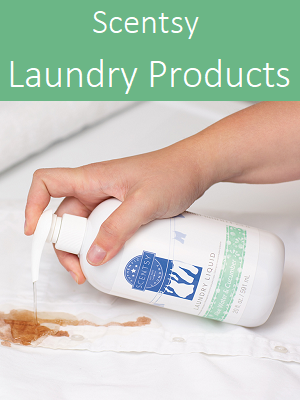 Shop Scentsy Laundry Products