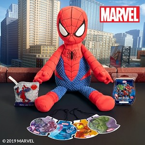 Scentsy Marvel Collection