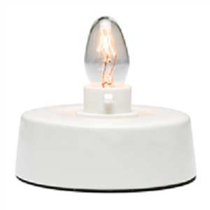 Scentsy Nightlight Ceramic Base