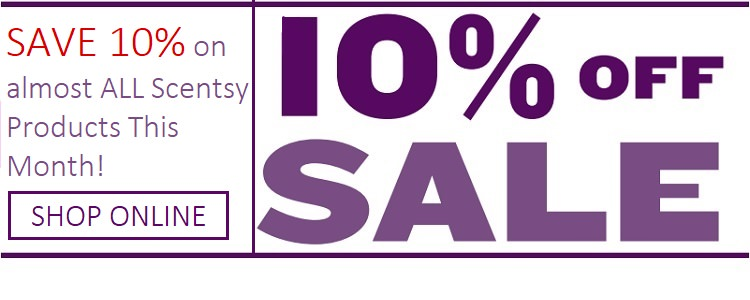 Scentsy Sale | Save 10% On Almost Everything