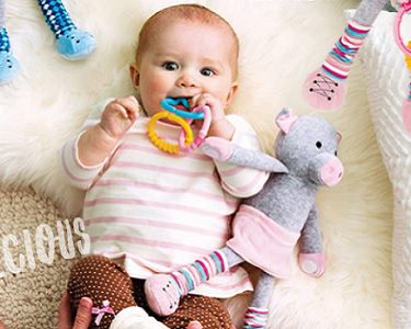 Sidekicks - Scentsy Toys For Babies