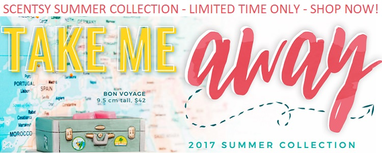 Scentsy Summer Collection | Scentsy Canada | Buy Online