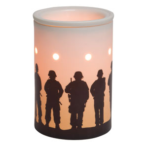Service and Sacrifice Scentsy Warmer