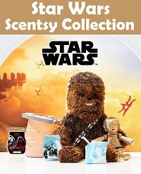 Star Wars Scentsy Collection