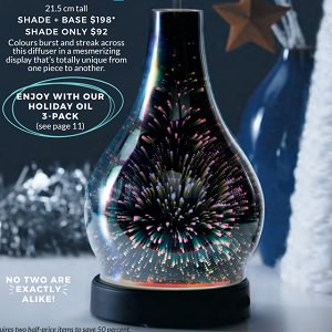 Stargaze Scentsy Holiday Diffuser