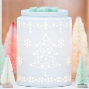 Tinsel Scentsy Holiday 2017 Warmer