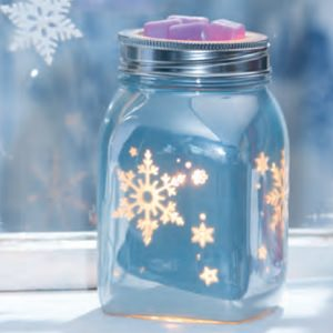 Winter Frost Christmas Scentsy Warmer